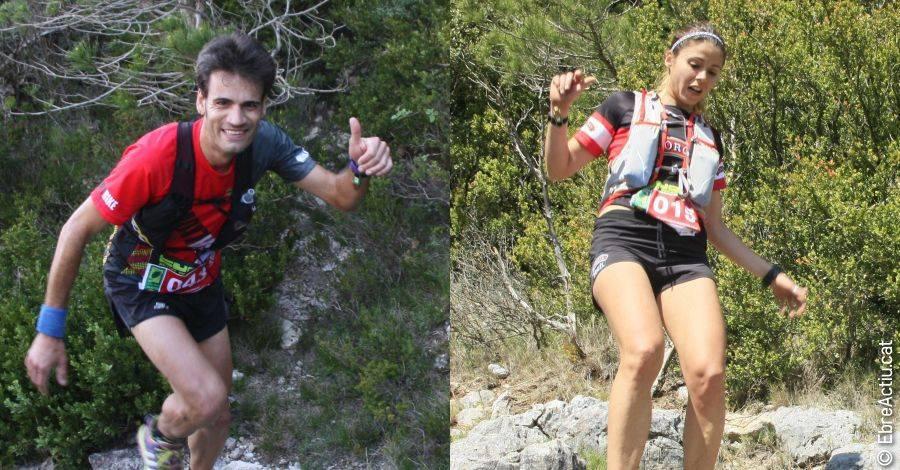 Lluisma Mas i Sandra Burgués guanyen la Marató Panxampla
