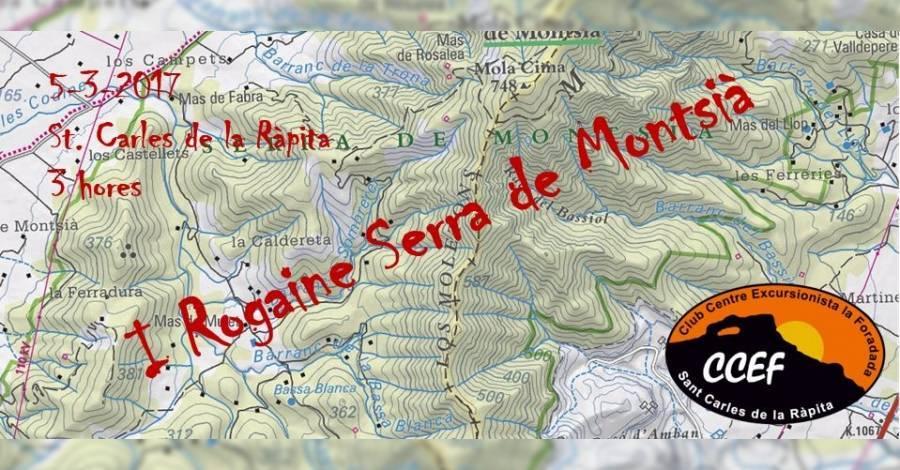 1a Rogaine Serra de Montsià