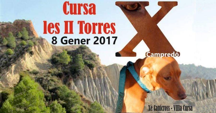 10è Canicross De Les II Torres