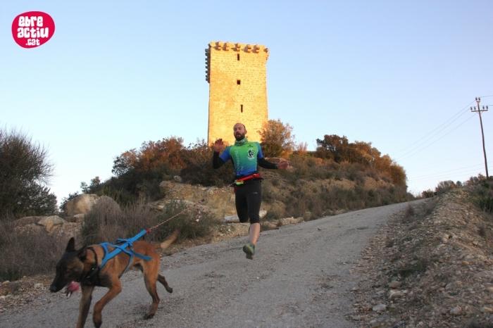 Canicrós i cursa per muntanya de Les 2 Torres de Campredó | EbreActiu.cat, revista digital per a la gent activa