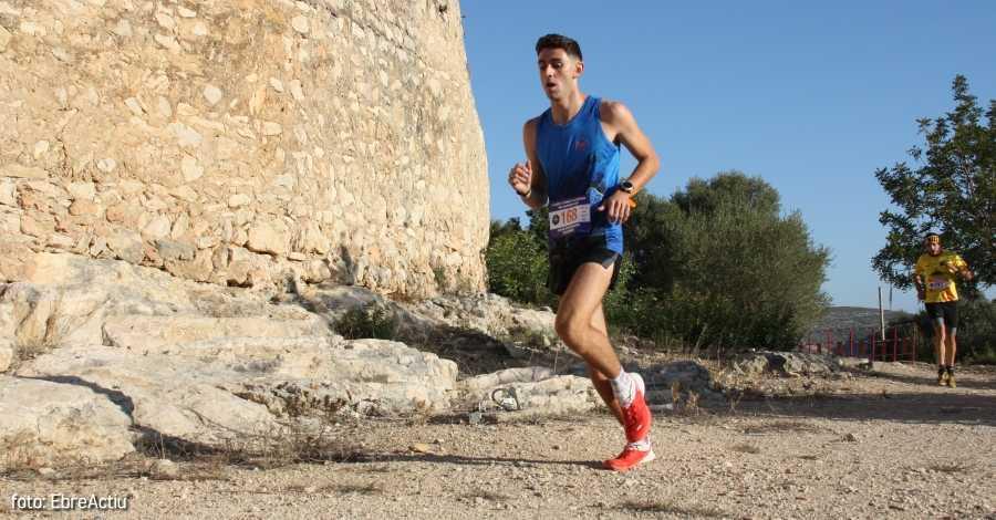 Lluisma Mas i Àngels Centelles guanyen la cursa d'Ulldecona