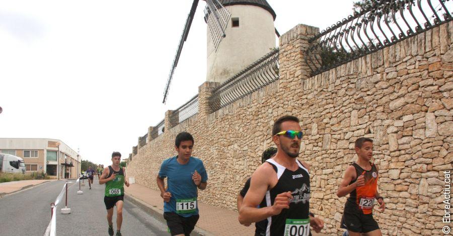 Andrés Pascual i Sandra Vidiella guanyen els 10K de El Perelló