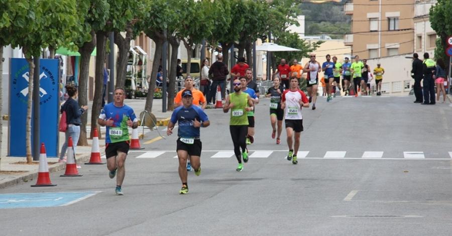 Més de 120 runners participen als 10.000 del Perelló