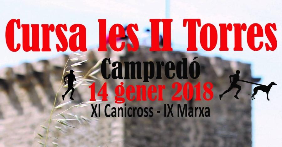 "11è Canicross ""Les 2 Torres"""