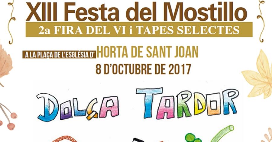 XIII Festa del Mostillo i 2a Fira del vi i tapes selectes
