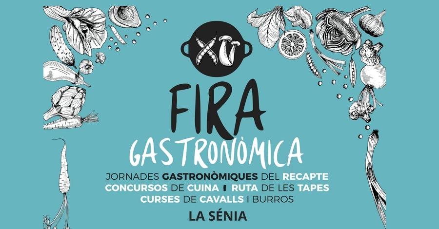 15a Fira Gastronòmica de la Sénia