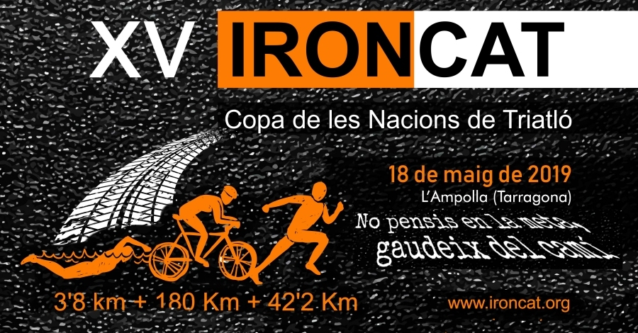 15è IRONCAT - Triatlón larga distancia