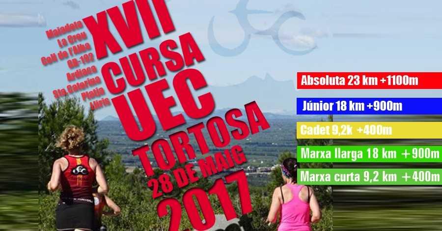 17a Cursa de la UEC Tortosa