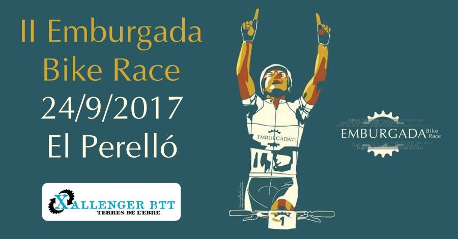 2a cursa BTT Emburgada Bike Race