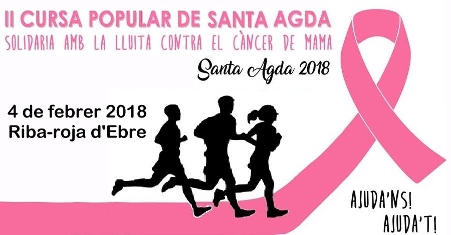 2a Cursa popular Santa Agda