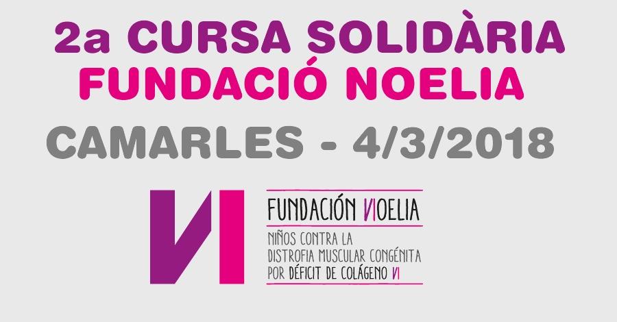 2a cursa solidària Fundació Noelia