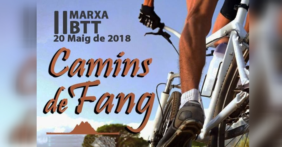 2a Marcha BTT Camins de Fang