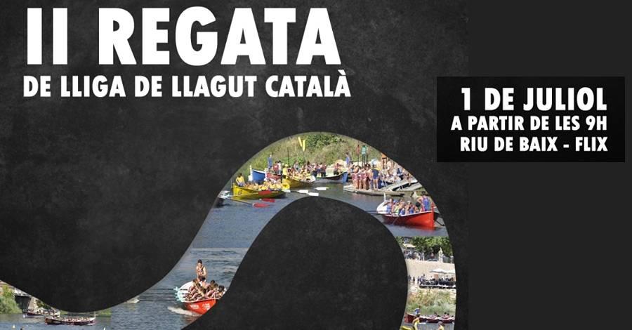 II Regata de LLiga de Llagut Català