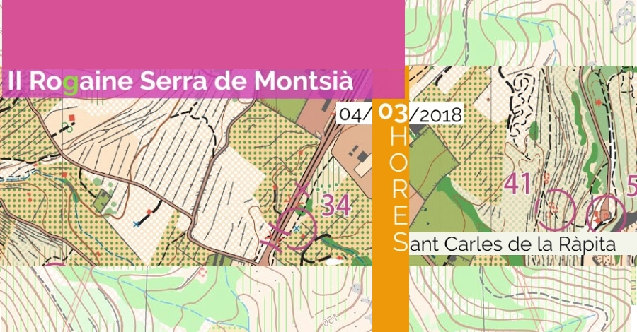 2a Rogaine Serra de Montsià
