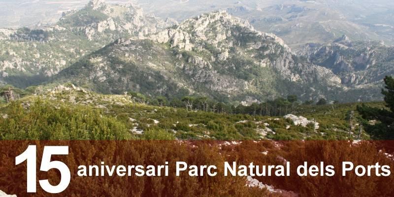El Parc Natural dels Ports celebra 15 anys amb activitats a tots els pobles que l'integren