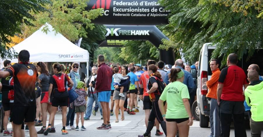 Aurell i Puigarnau guanyen la Cursa de Tivissa, darrera prova de la Copa Catalana de Curses per Muntanya | EbreActiu.cat, digital d´esports i natura