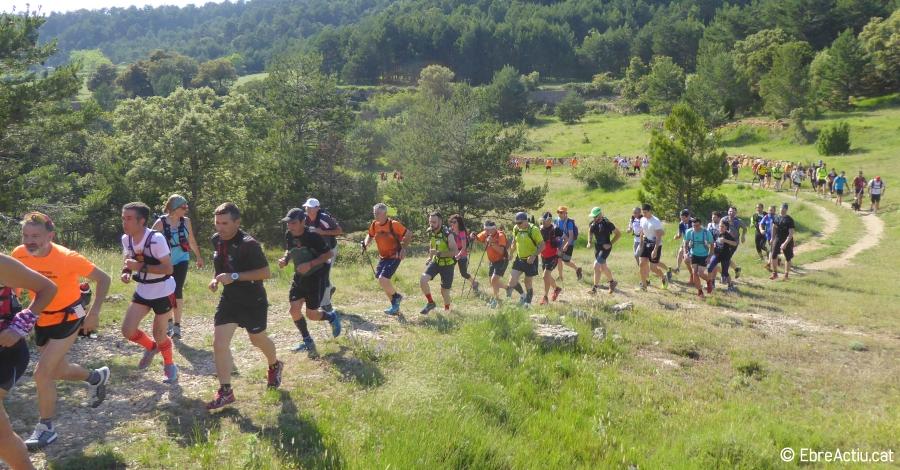 600 participants a la 21a edició de la Fredes-Paüls