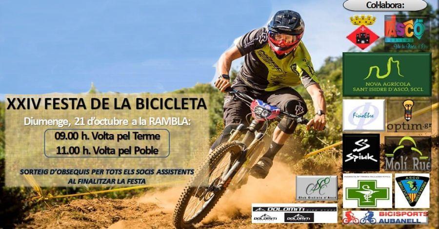24a Festa de la bicicleta