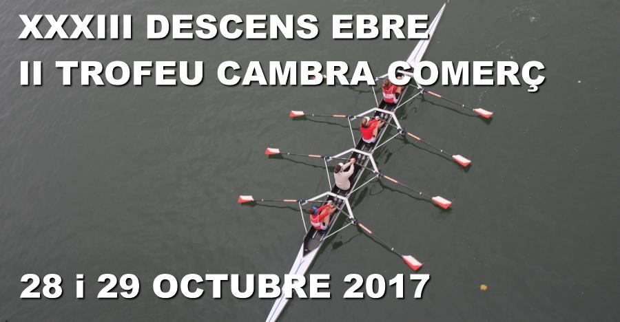 XXXIII Descens Ebre (rem)