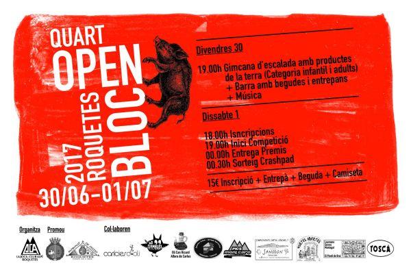 4t Open Bloc
