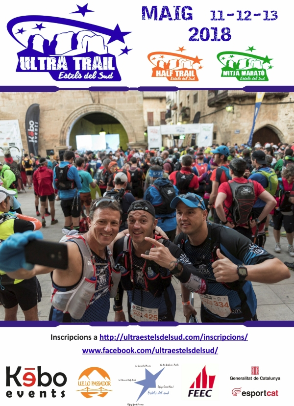 4a Ultra trail Estels del Sud