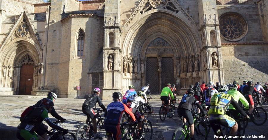 Més de 400 bikers arribaran a Morella amb la MedXtrem aquest cap de setmana