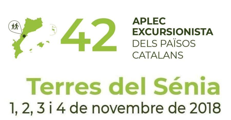 42è Aplec Excursionista dels Països Catalans - Terres del Sénia