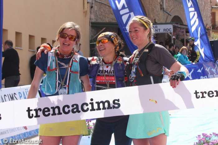 Pau Capell i Susana Rivero guanyen el 5è TrencaCims | EbreActiu.cat, revista digital per a la gent activa