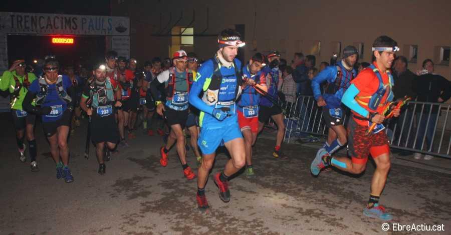 Pau Capell i Susana Rivero guanyen el 5è TrencaCims