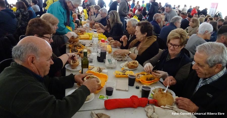 Els restaurants riberencs serveixen 667 menús durant les Jornades Gastronòmiques de la Clotxa