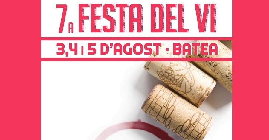 7a Festa del Vi de Batea