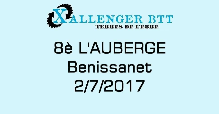 8a cursa BTT L'Auberge