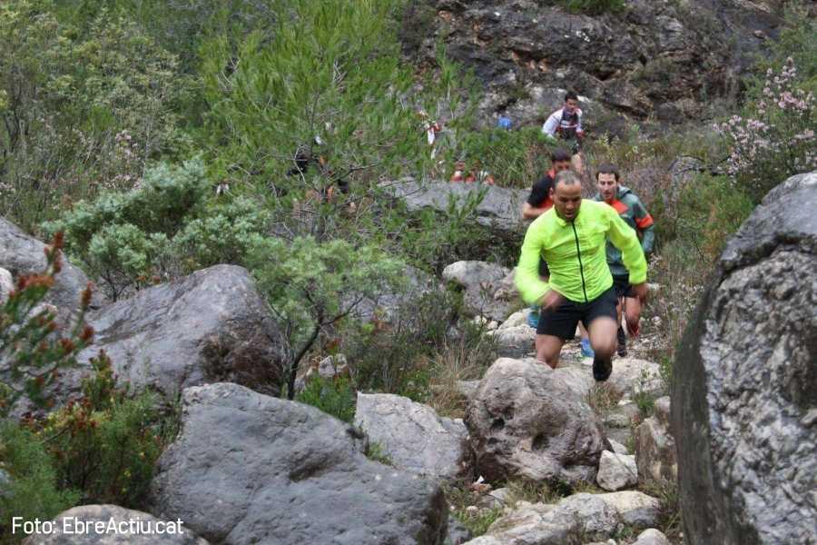 8a cursa Lo Pastisset de Benifallet: pluja, fred i recorreguts exigents | EbreActiu.cat, revista digital per a la gent activa