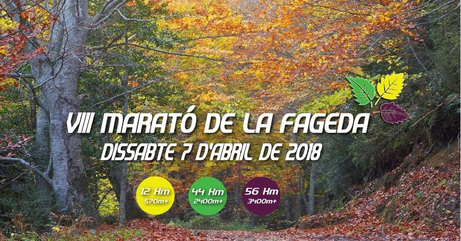 8a Marató La Fageda