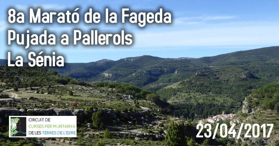 8a Marató de la Fageda - Pujada a Pallerols