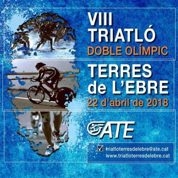 8è Triatló Terres de l'Ebre Doble Olímpic