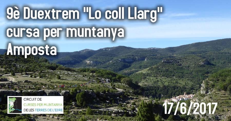 "9è Duextrem ""Lo Coll Llarg"" - Cursa per muntanya"