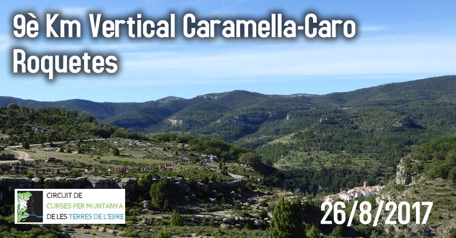 9è Km Vertical Caramella-Caro