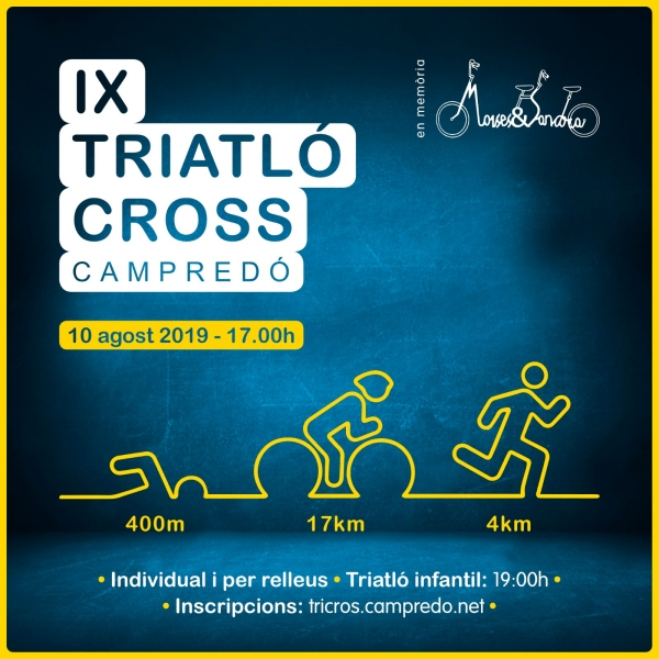 9è Triatló Cross Campredó