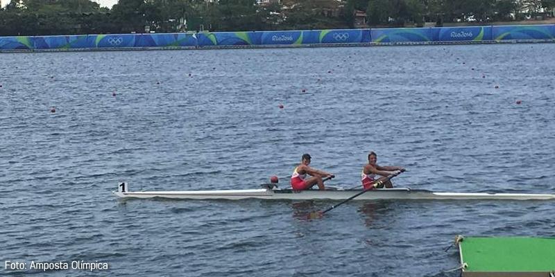 Anna Boada i Aina Cid, a les semifinals de rem dels Jocs de Rio