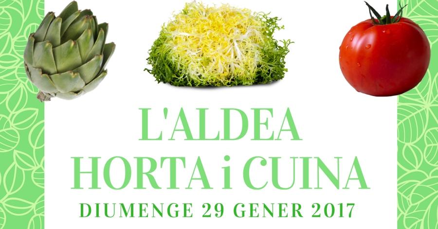 L'Aldea Horta i Cuina