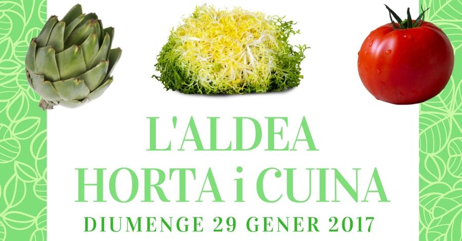 L'Aldea Horta i Cuina, una nova cita gastronòmica al territori