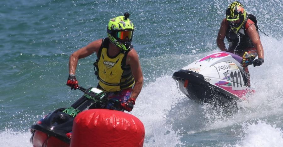 Amposta acollirà la sisena regata del Campionat de Catalunya de motos aquàtiques
