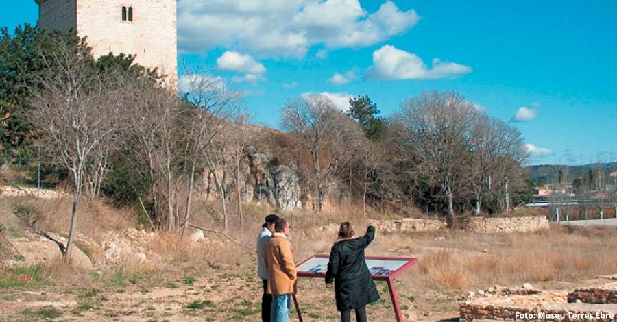 Amposta organitza visites guiades gratuïtes a la vil·la romana de la Carrova