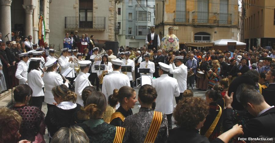 Amposta presenta el programa de la 10a Festa del Mercat a la Plaça
