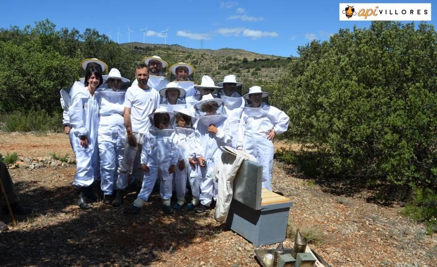 Apivillores, turisme apícola | EbreActiu.cat, revista digital per a la gent activa | Terres de l
