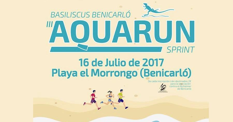 Aquarun Sprint Benicarló 2017