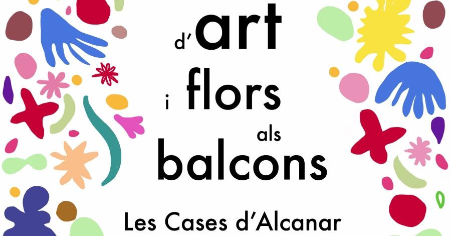 2a edició d'Art i Flors als Balcons