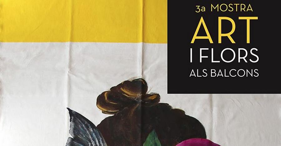 3a edició Art i Flors als Balcons