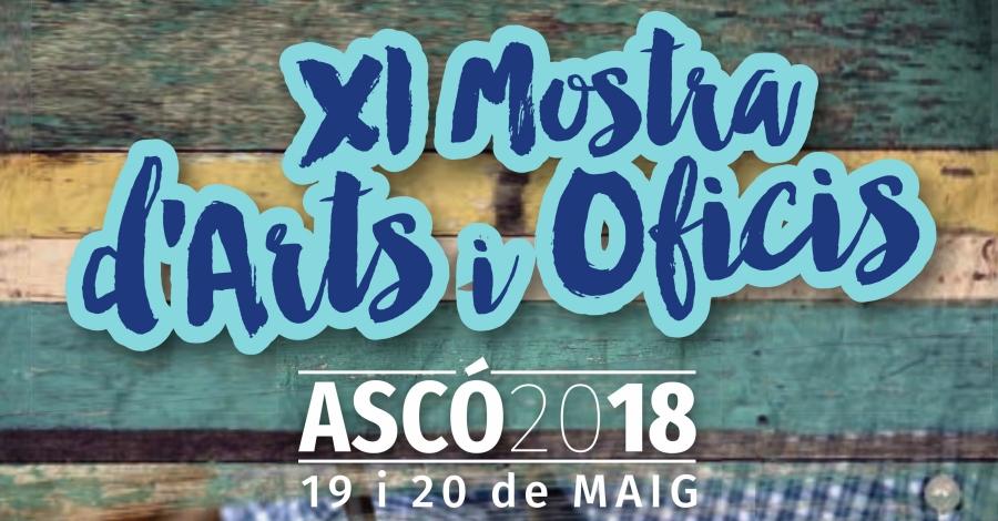 Ascó es converteix aquest cap de setmana en l'epicentre de l'artesania de Catalunya | EbreActiu.cat, revista digital per a la gent activa